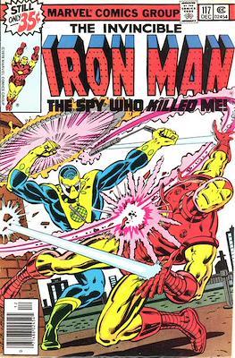 Iron Man Vol. 1 (1968-1996) (Comic book) #117