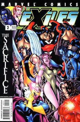 Exiles Vol. 1 (2001-2008) #2