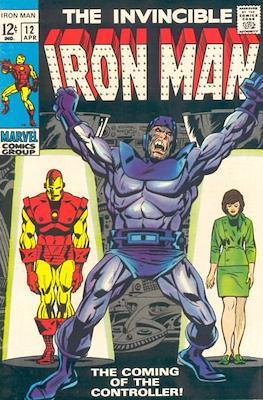 Iron Man Vol. 1 (1968-1996) (Comic book) #12
