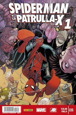 Lobezno y la Patrulla-X / Spiderman y La Patrulla-X (2012-2015) #35