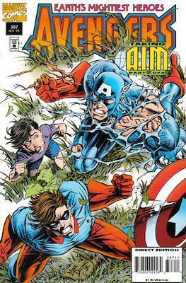 The Avengers Vol. 1 (1963-1996) (Grapa) #387