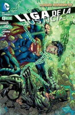 Liga de la Justicia. Nuevo Universo DC / Renacimiento (Grapa) #2