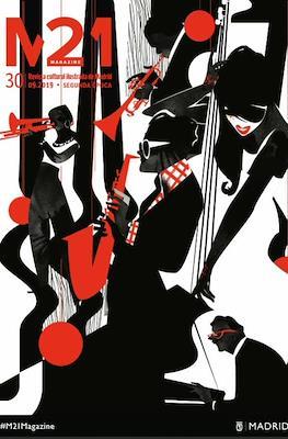 M21 Magazine (Grapa) #30