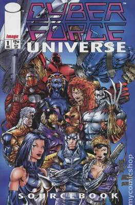 Cyberforce Universe Sourcebook