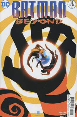 Batman Beyond (Vol 5 2015-2016) (Comic-Book) #15