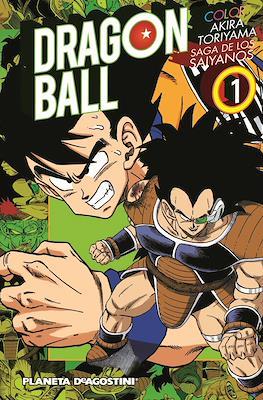 Dragon Ball Color: Saga de los saiyanos (Rústica con sobrecubierta) #1