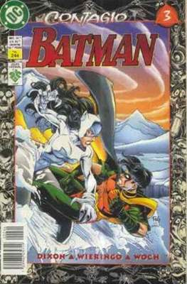 Batman Vol. 1 (1987-2002) (Grapa) #244