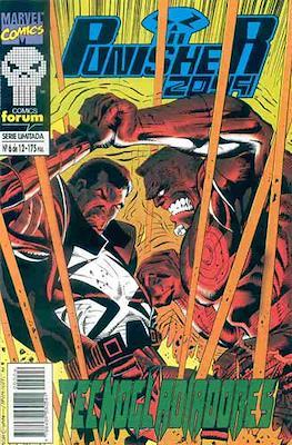 Punisher 2099 (1994-1995) (Grapa. 17x26. 24 páginas. Color.) #6