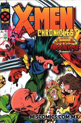 X-Men Chronicles (Grapa) #1