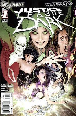 Justice League Dark Vol. 1 (2011-2015) #1