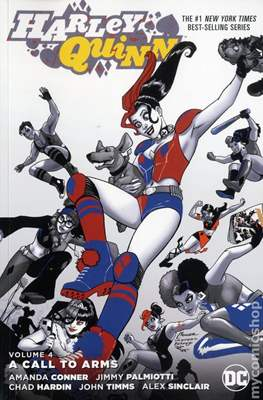 Harley Quinn (2013-2016) (Softcover) #4