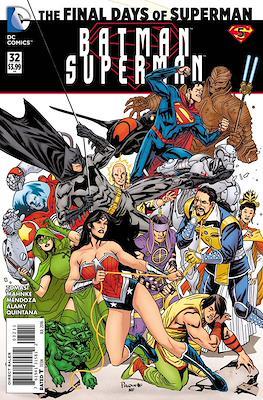 Batman / Superman Vol. 1 (2013-2016) (Comic Book) #32