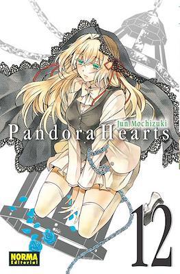 Pandora Hearts (Rústica con sobrecubierta) #12