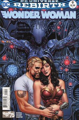 Wonder Woman Vol. 5 (2016-2020) #9