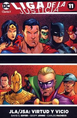 Liga de la Justicia #11