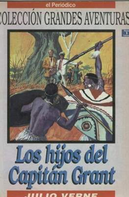 Colección Grandes Aventuras (Grapa) #26