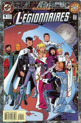 Legionnaires Annual (grapa) #1