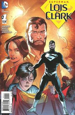 Superman: Lois & Clark (2015-2016) (Saddle-stitched) #1