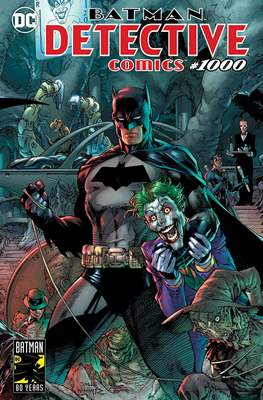 Detective Comics Vol. 1 (1937-2011; 2016-) (Comic Book) #1000