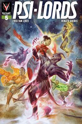 Psi-Lords (Comic Book) #5