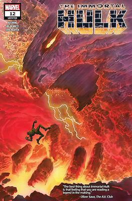 The Immortal Hulk (2018-) (Comic Book) #12