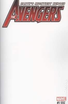 The Avengers Vol. 7 (2016-...Variant Covers ) (Grapa) #1.7