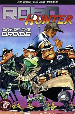 Robo-Hunter (Softcover 136-160 pp) #2