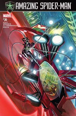 The Amazing Spider-Man Vol. 4 (2015-2018) #30