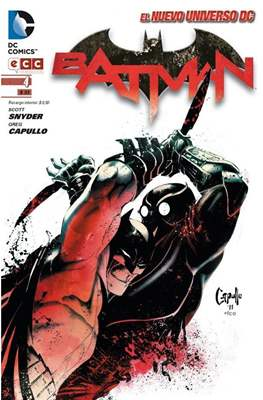 Batman: Nuevo Universo DC #4