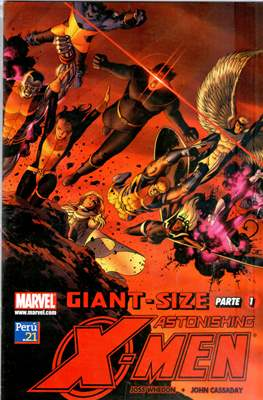 Astonishing X-Men. Giant size #1