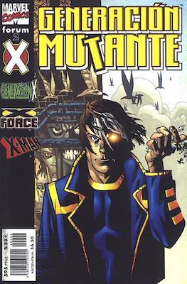 Generación Mutante (2000-2002) (Grapa. 17x26. 72 páginas. Color.) #2