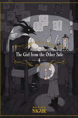 The Girl From the Other Side: Siúil, a Rún (Paperback) #4