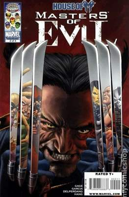 House of M: Masters of Evil (Comic Book) #2