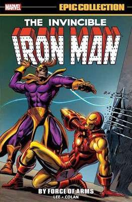 Iron Man Epic Collection (Softcover) #2