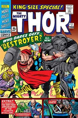 The Mighty Thor Annual (1966-1994) #2