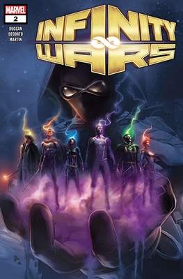 Infinity Wars (Comic book) #2