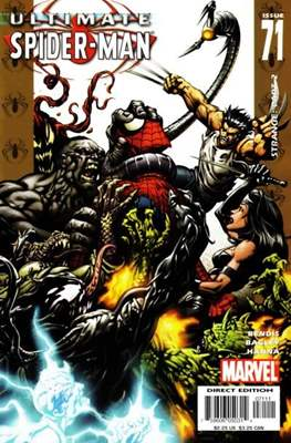 Ultimate Spider-Man (2000-2009; 2011) (Comic-Book) #71