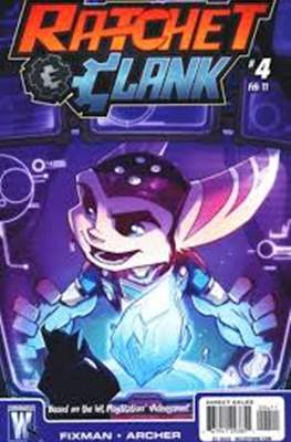 Ratchet & Clank (Grapa) #4