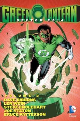 Green Lantern. Sector 2814 (Softcover) #2