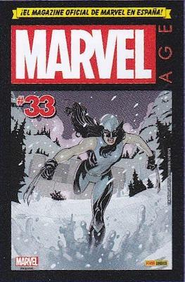 Marvel Age (2016-) (Grapa) #33