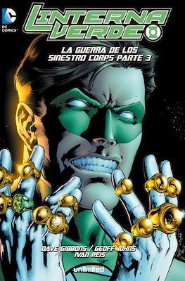 Linterna Verde: La guerra de los Sinestro Corps (Rústica) #3