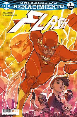 Flash. Nuevo Universo DC / Renacimiento (Rústica / Grapa.) #15 / 1