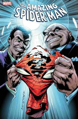 The Amazing Spider-Man Vol. 5 (2018 - ) (Comic Book) #56
