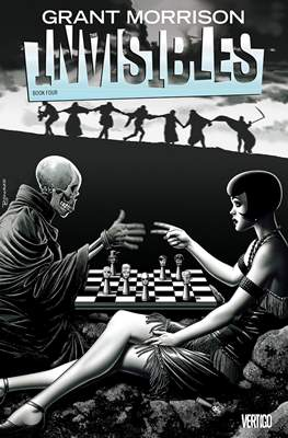 The Invisibles (Softcover 328-352 pp) #4