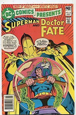 DC Comics Presents: Superman (Grapa) #23