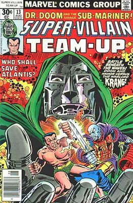 Super-Villain Team-Up (1975-1980) #13