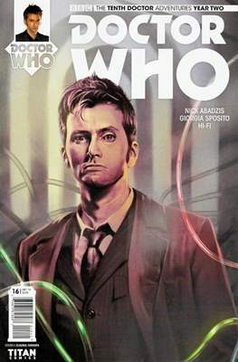 Doctor Who: The Tenth Doctor Adventures Year Two (Grapa) #16