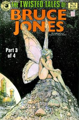 The Twisted Tales of Bruce Jones (Comic Book) #3