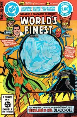 World's Finest Comics (1941-1986) (Grapa) #270