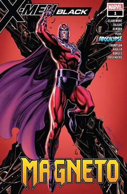 X-Men: Black - Magneto